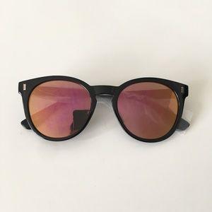 Pink Cateye Sunglasses